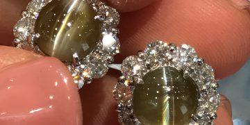 クリソベリル Chrysoberyl 金绿宝石
