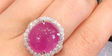 ピンクサファイヤ